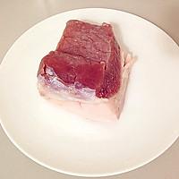 可乐红烧肉的做法图解2
