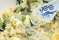 素菜 河源米粉炒鸡蛋青菜的做法