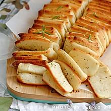 橄榄油蒜香手撕包