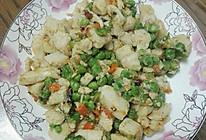 青豆炒鸡丁的做法