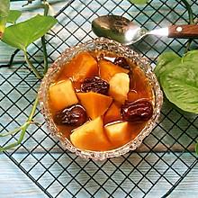 红枣山药炖南瓜