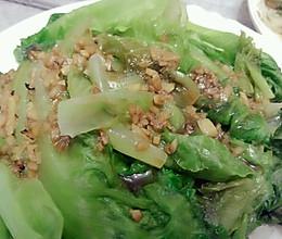 #懶人愛廚房#之蠔油生菜的做法