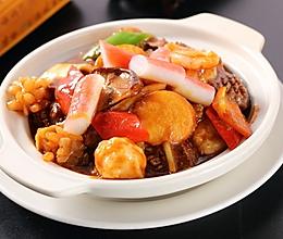 莎吉亚小编推荐食谱-八珍豆腐的做法