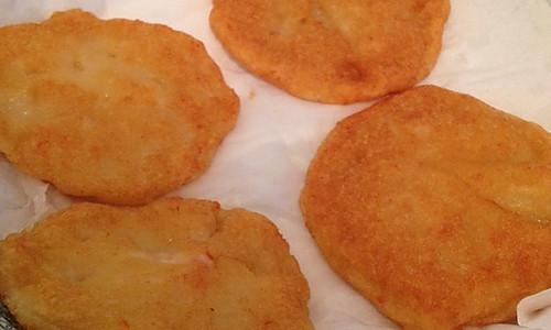 鲜虾土豆饼的做法