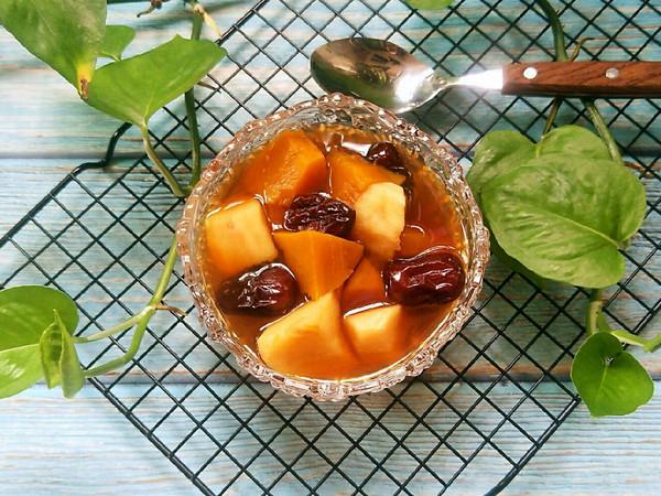 红枣山药炖南瓜的做法