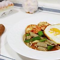杂の食  美式酱汁荞麦麻食