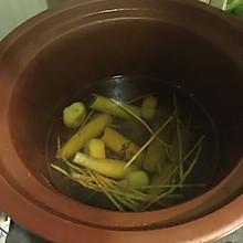 竹蔗茅根马蹄水