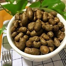 椒盐山药豆