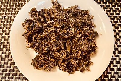 干马齿苋菜疙瘩Edible Wild Herb Recipe
