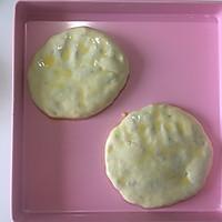 外脆内软爆浆紫薯芝士饼,超级拉丝还爆浆的做法图解10