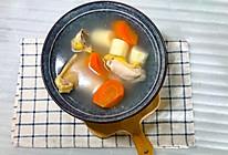 #好吃不上火#胡萝卜淮山鸡汤的做法