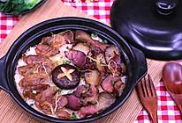 #多力金牌大厨带回家-天津站#腊味煲仔饭的做法