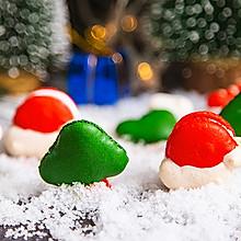 人人都能上手的美貌圣诞马卡龙三剑客