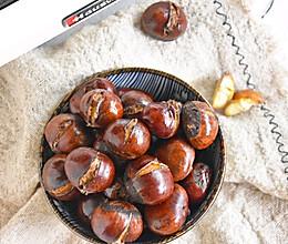 香甜软糯烤栗子的做法