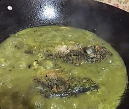青椒鱼的做法