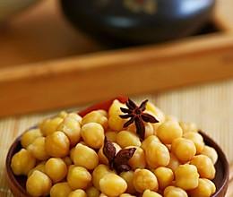 五香鹰嘴豆的做法