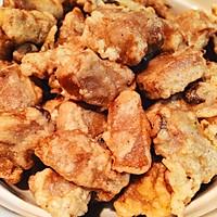 东北酥香脆的 干炸肉段的做法图解6