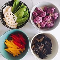 #520,美食撩动TA的心!#夏日爽口凉拌菜的做法图解1