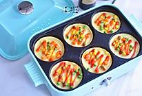 亚麻籽油蔬菜煎饼的做法