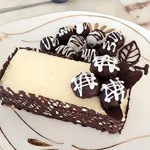 意式奶油巧克力蛋糕