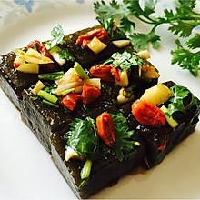龙须菜海凉粉