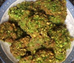 香酥蚕豆饼的做法