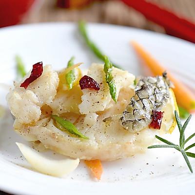 香烤银鳕鱼
