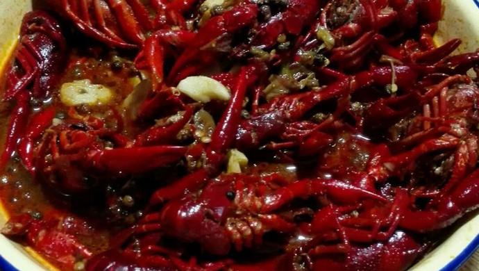 超简单美味麻辣小龙虾