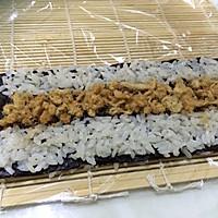 樱花卷寿司的做法图解11