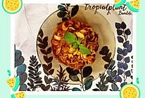 茄汁蘑菇牛肉的做法