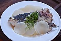 冬日暖食之鱼头萝卜汤的做法