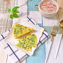 十分钟快手早餐——葱花鸡蛋饼