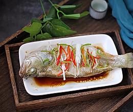 清蒸鲈鱼#肉食者联盟#