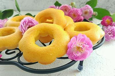 胡萝卜甜甜圈#一机多能一席饪选#
