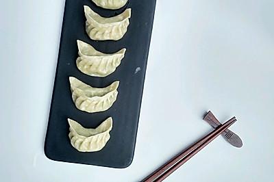 西葫芦三鲜蒸饺