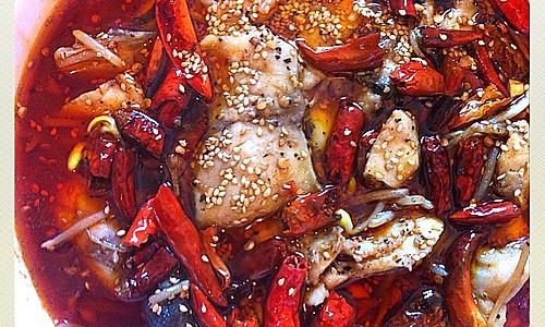 阿楠水煮鱼的做法