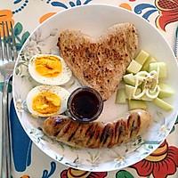 早餐爱心百分百 开启美好一天