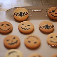 万圣节涂鸦饼干#KitchenAid的美食故事#