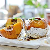 法式肉桂坚果烤苹果的做法图解12