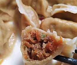 胡萝卜羊肉馅的饺子的做法