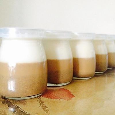 咖啡椰香牛奶布丁