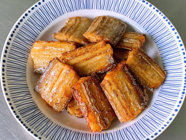 免油炸好吃到哭香酥烤带鱼