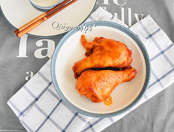 香烤新奥尔良味琵琶腿(空气炸锅版)