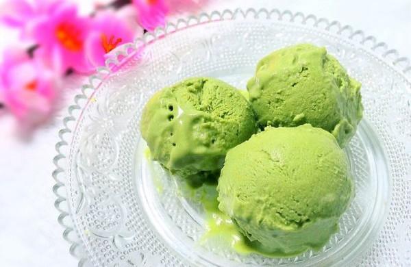 抹茶冰淇凌