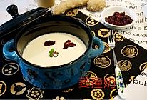 寒冬最适合在家制作的甜品——姜撞奶的做法