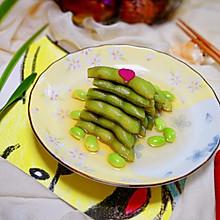 #秋天怎么吃#一吃就上瘾的糟毛豆