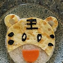 巧虎糯米饭团