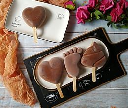 #晒出你的团圆大餐#巧克力乳酪冰淇淋的做法