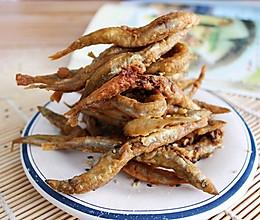 香酥小鱼的做法