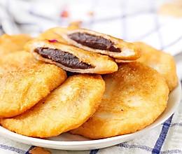 豆沙糯米饼的做法